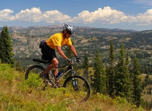 Biking in Steamboat Springs