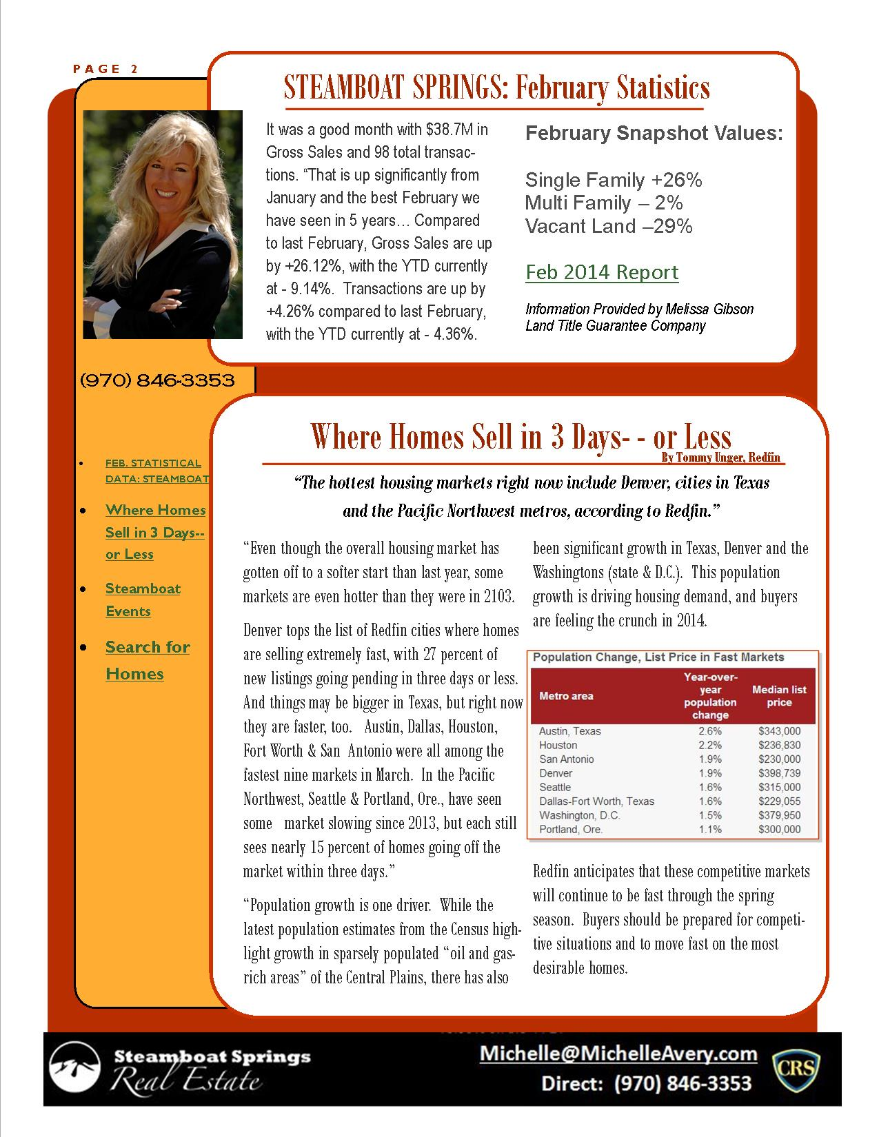 Newsletter April 2014 pg 2